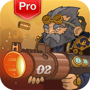 Steampunk Defense Premium icon