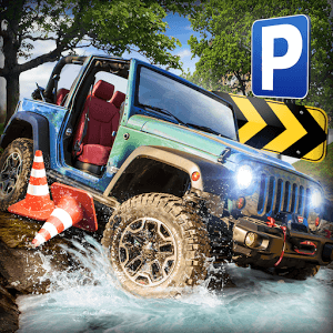 4x4 Offroad Parking Simulator icon