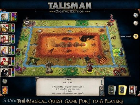 دانلود Talisman 11.3 بازی ماجراجویی طلسم اندروید