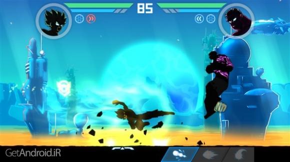 دانلود Shadow Battle 2.0.25 بازی نبرد سایه ها اندروید