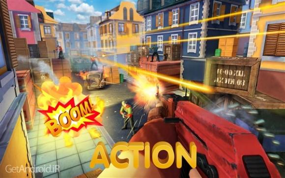 دانلود Guns of Boom 2.2.1 بازی اکشن اسلحه بوم اندروید