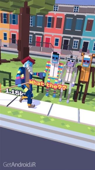دانلود Steppy Pants 2.0.2 بازی شبیه سازی پیاده روی برای اندروید