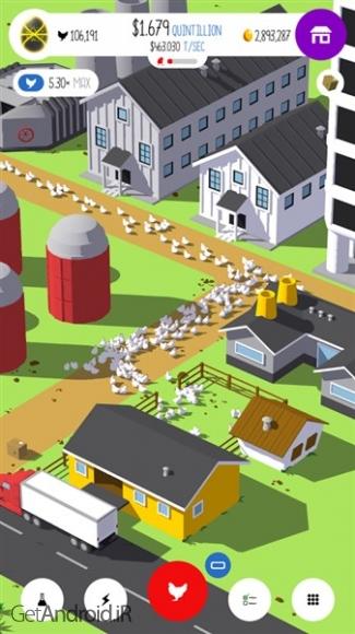 دانلود Egg, Inc. 1.7.5 بازی شبیه سازی مرغداری اندروید
