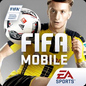 دانلود FIFA Mobile Soccer 8.3.00 بازی فوتبال فیفا 2018 موبایل اندروید