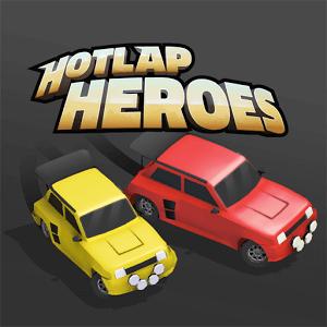 دانلود Hotlap Heroes 1.4 بازی ماشین سواری چند نفره آنلاین اندروید