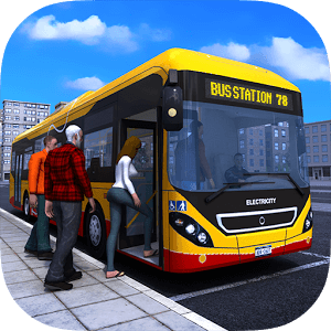 Bus Simulator PRO 2017 icon