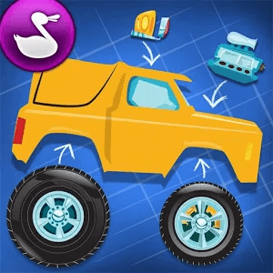 Build A Truck -Duck Duck Moose icon