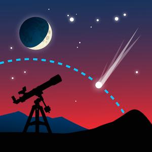 دانلود SkySafari 5 Pro v5.2.1.0 بهترین نرم افزار ستاره شناسی و نجوم اندروید