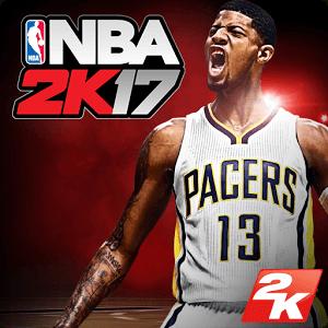 دانلود NBA 2K17 v0.0.27 بازی ورزشی بسکتبال ان بی ای 2017 اندروید