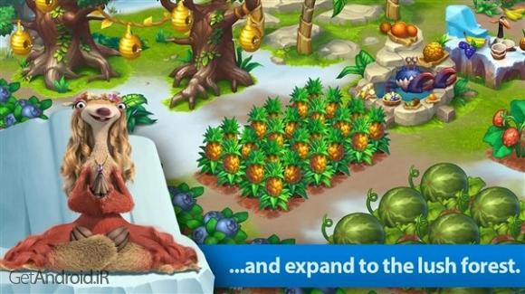 دانلود Ice Age World 1.4 بازی کژوال عصر یخبندان اندروید