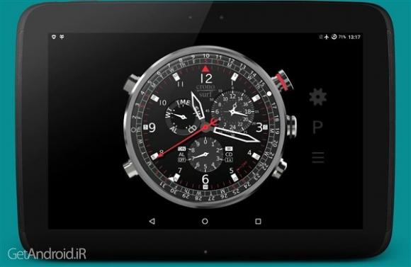 دانلود Cronosurf Wave Pro 2.1.3 برنامه ساعت هشدار همه کاره اندروید