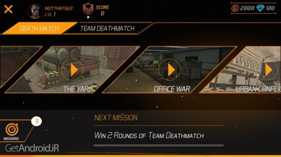 دانلود MaskGun – multiplayer FPS 2.085 بازی اکشن تیراندازی چند نفره اندروید