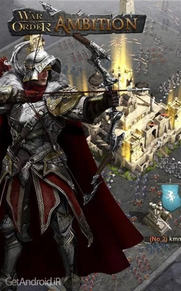دانلود War and Order 1.1.1 بازی استراتژیک جنگ و دستور اندروید
