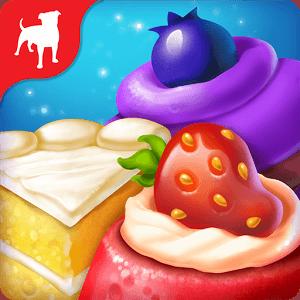 دانلود Crazy Cake Swap 1.22.0 بازی حذف کیک ها اندروید