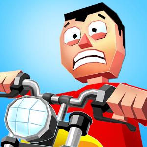 دانلود Faily Rider 1.16 بازی کنترل موتور فیلی اندروید