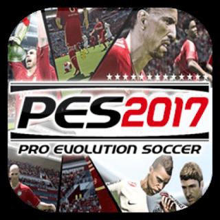 دانلود PES2017 -PRO EVOLUTION SOCCER v1.0.1 بازی فوتبال پس PES 2017 اندروید