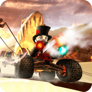 Cracking Sands - Combat Racing (Unreleased) icon