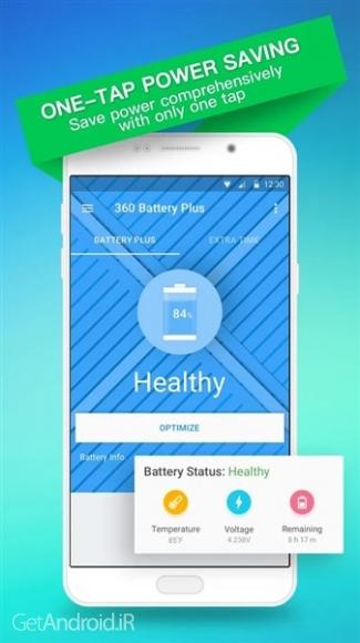 دانلود 360 Battery - Battery Saver v1.5.9.6455 برنامه افزایش عمر باتری گوشی اندروید