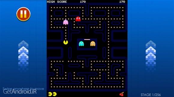 دانلود PAC-MAN 7.0.2 بازی پک من اندروید