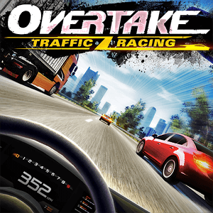 Overtake : Traffic Racing icon