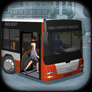 دانلود Public Transport Simulator 1.28.1 بازی شبیه ساز حمل و نقل عمومی اندروید