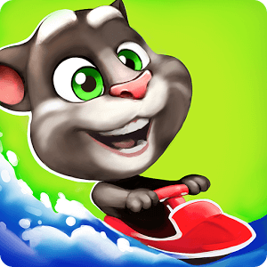 Talking Tom Jetski اندروید APK