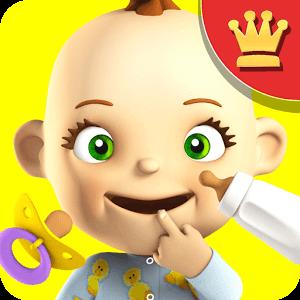 دانلود Talking Babsy Baby Deluxe v1.0 build 193 بازی دخترانه و کودکانه اندروید