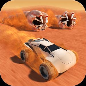 دانلود Desert Worms v1.57 بازی کرمهای کویر اندروید