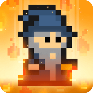 Pixel Wizard Adventures 2D icon