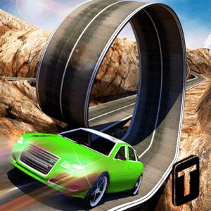 دانلود City Car Stunts 3D v2.1 بازی شیرین کاری با ماشین اندروید