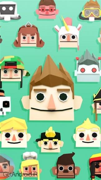 دانلود Smile Inc. 1.1 بازی اکشن برای اندروید بدون دیتا