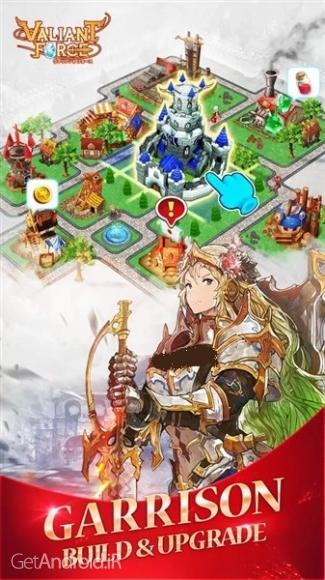 دانلود Valiant Force 1.6.0 بازی استراتژیکی نیروی شجاع اندروید