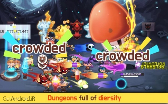 دانلود Tap Town 4.7.7 بازی ضربه شهر اندروید