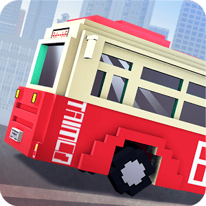 Coach Bus Simulator Craft 2017 icon