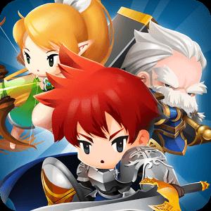 دانلود Dragon Warriors : Idle RPG 1.3.4 بازی جنگجویان اژدها اندروید