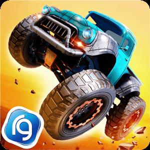 دانلود Monster Truck Racing 1.5.0 بازی ماشین های غول پیکر اندروید