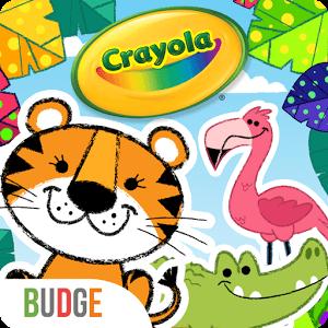 دانلود Crayola Colorful Creatures 1.0 بازی کودکانه موجودات رنگارنگ اندروید