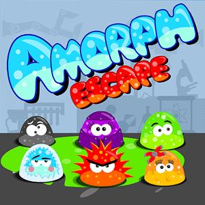 دانلود Amorph Escape - Puzzle Game 1.3.0 بازی پازلی فرار آمورف ها اندروید