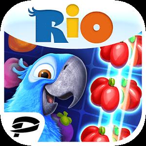 دانلود Rio: Match 3 Party 1.0.1 بازی پازلی ریو اندروید