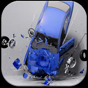 دانلود Derby Demolition Simulator Pro 1.06 بازی شبیه ساز تخریب ماشین اندروید