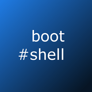 Boot Shell [ROOT]