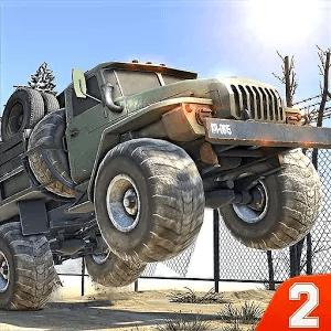 دانلود Truck Evolution : WildWheels 1.0.5 بازی تکامل کامیون ها اندروید