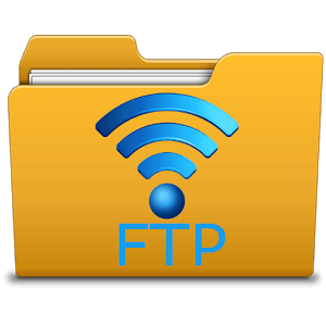 WiFi Pro FTP Server icon