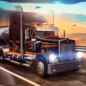 دانلود Truck Simulator USA 1.5.0 بازی رانندگی با تریلی 18 چرخ اندروید