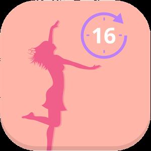 دانلود 16 Minute Pro Total Fitness v1.1 برنامه آموزش تناسب اندام بانوان در منزل اندروید