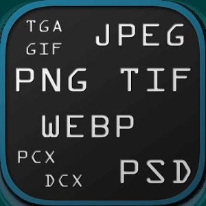 دانلود Image Converter 5.81 برنامه تبدیل فرمت های عکس به یکدیگر اندروید