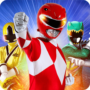 Power Rangers: UNITE