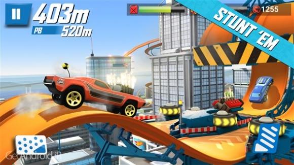 دانلود Hot Wheels Race Off 1.1.9046 بازی جدید مسابقات اتومبیلرانی برای گوشی اندروید