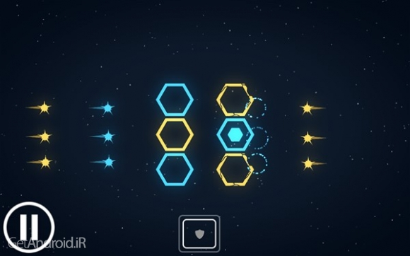 دانلود Lunaform 1.0 بازی فکری پازلی اندروید
