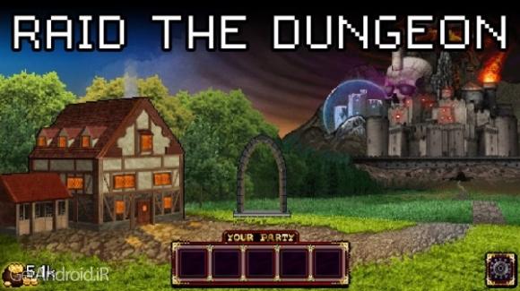 دانلود Soda Dungeon 1.2.31 بازی ماجراجویی سیاه چال سودا اندروید